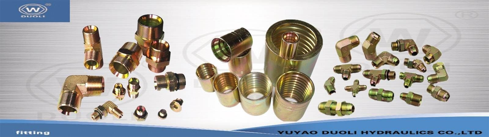 Hydraulic Hose Ferrule Fittings